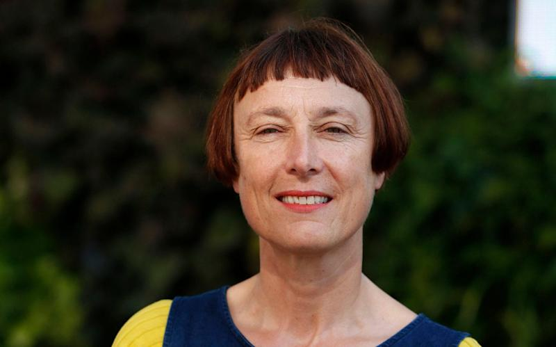 Cornelia Parker is the official artist of the general election - PA