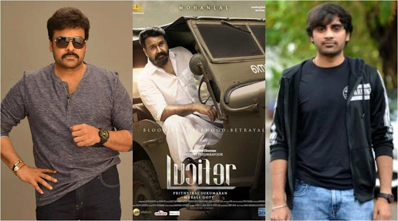 Saaho Director Sujeeth Hits Jackpot; Roped in to Direct Chiranjeevi In Malayalam Blockbuster Lucifer's Telugu Remake