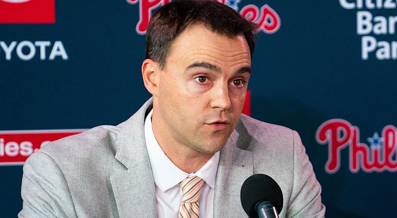 Is he staying or is he going? Phillies ownership mulls GM Matt Klentak's future