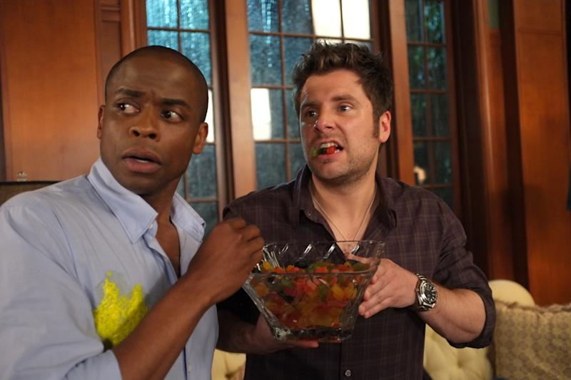 Viewers to choose ending of 'Psych' 100th episode