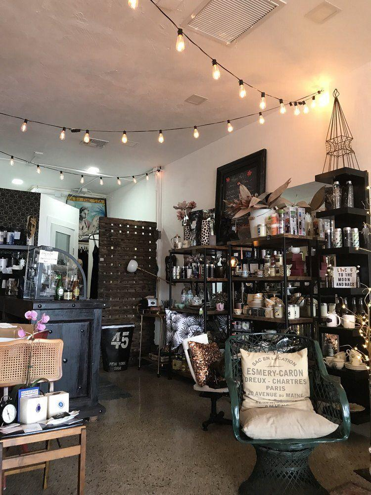 """<p>""""This place is so cute it hurts. There are vintage trinkets, household goods and tons of tea. Their little cafe includes 1920's era chairs, velvety cushions and adorable signs. The entire store/cafe is a hipster's dream,"""" <a href=""""https://www.yelp.com/biz/the-modern-rose-deerfield-beach"""" rel=""""nofollow noopener"""" target=""""_blank"""" data-ylk=""""slk:Elizabeth H"""" class=""""link rapid-noclick-resp"""">Elizabeth H</a>.</p><p><strong>Visit the store</strong>: 331 SE 15th Ter, Deerfield Beach, FL </p>"""