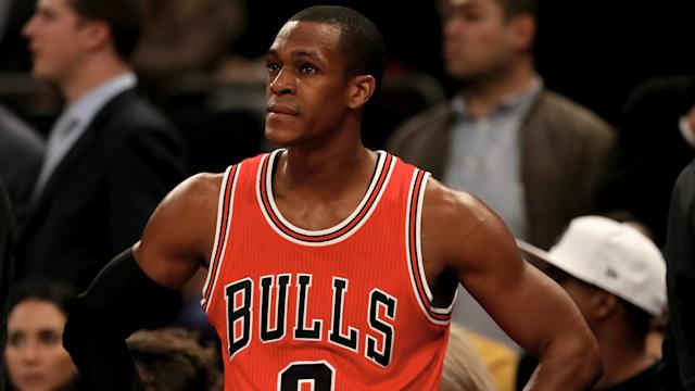 Rajon Rondo is positive if he did not miss the Bulls' NBA series against the Celtics, Chicago would have swept Boston in four games.