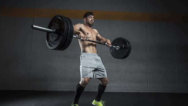 Moves to Improve Your Clean and Jerk
