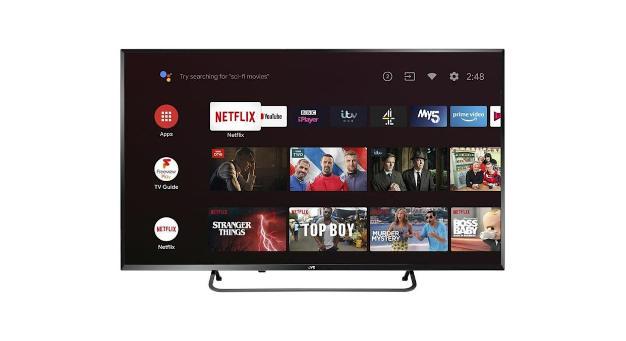 JVC LT-50CA890 Android TV 50