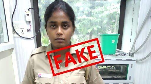 Fake Woman ASI, Issuing Challans for COVID-19 Violations to Make Easy Money, Arrested by Delhi Police