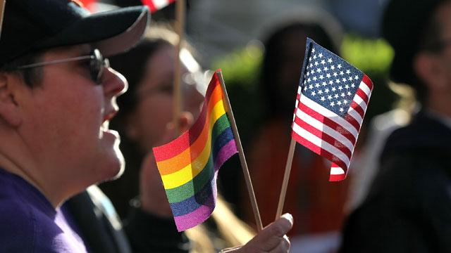 Obama Administration Joins Legal Fight Against California Gay Marriage Ban
