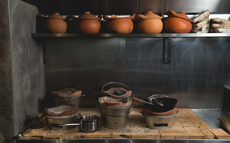 Pot luck: the terracotta cookware at Kiln
