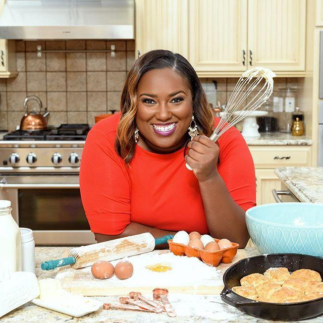 """<p>Erica is the genius behind <a href=""""https://socukitchen.com/collections/all"""" rel=""""nofollow noopener"""" target=""""_blank"""" data-ylk=""""slk:Southern Culture Foods"""" class=""""link rapid-noclick-resp"""">Southern Culture Foods</a>, a line of mixes to whip up favorites like cornbread, fried chicken, and waffles. (The brand's been featured on <em>Shark Tank</em> and Oprah's Favorite Things, nbd.) On Erica's own Instagram feed you'll find delicious recipes from her kitchen and from her restaurant SOCU Southern Kitchen and Oyster Bar.</p><p><a href=""""https://www.instagram.com/p/CAwCi4mMvMe/"""" rel=""""nofollow noopener"""" target=""""_blank"""" data-ylk=""""slk:See the original post on Instagram"""" class=""""link rapid-noclick-resp"""">See the original post on Instagram</a></p>"""