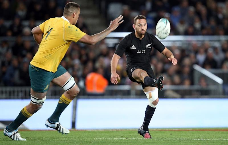 Montpellier confirm Aaron Cruden signing