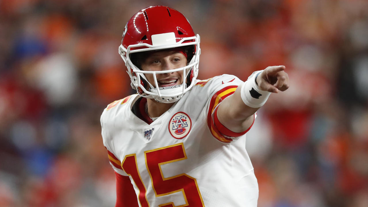 Patrick Mahomes Likely To Return Week 10 Vs Titans Report