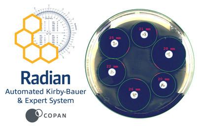 Radian New Automated Kirby-Bauer And Expert System