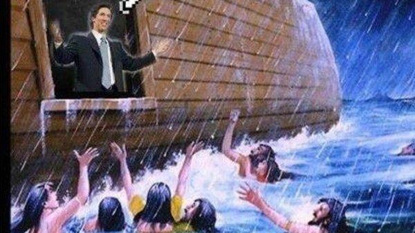 Brutal Memes Mock Joel Osteen Over His Hurricane Harvey Response