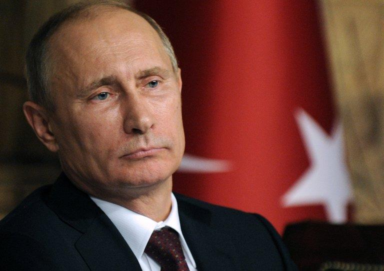 """""""We need to turn our attention to the man of labour wherever he works,"""" Putin said"""