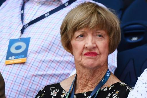 Margaret Court is celebrating 50 years since her 1970 calendar-year Grand Slam