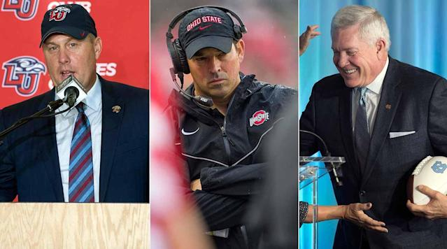 Grading All 27 Head Coaching Hires of College Football's 2018–19 Coaching Carousel