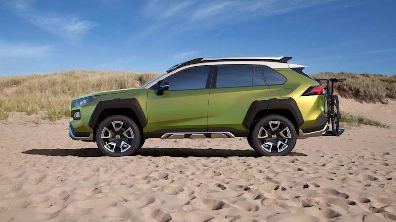 2019 toyota rav4 see the changes side by side 2019 toyota rav4 side by side publicscrutiny Images