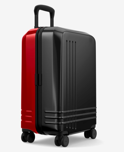 """<h3>ROAM The Jaunt Customized Carry-On</h3><br>ROAM's customization tool offers more than 1 million (!!!!) color combinations between the zipper, wheel hubcaps, stitching, and more. Plus, there's the option to add their monogram tag. <br><br><em>Shop <strong><a href=""""https://roamluggage.com"""" rel=""""nofollow noopener"""" target=""""_blank"""" data-ylk=""""slk:ROAM"""" class=""""link rapid-noclick-resp"""">ROAM</a></strong></em><br><br><br><strong>ROAM</strong> The Jaunt Customizable Carry-On, $, available at <a href=""""https://go.skimresources.com/?id=30283X879131&url=https%3A%2F%2Froamluggage.com%2Fproducts%2Fthe-jaunt"""" rel=""""nofollow noopener"""" target=""""_blank"""" data-ylk=""""slk:ROAM"""" class=""""link rapid-noclick-resp"""">ROAM</a>"""