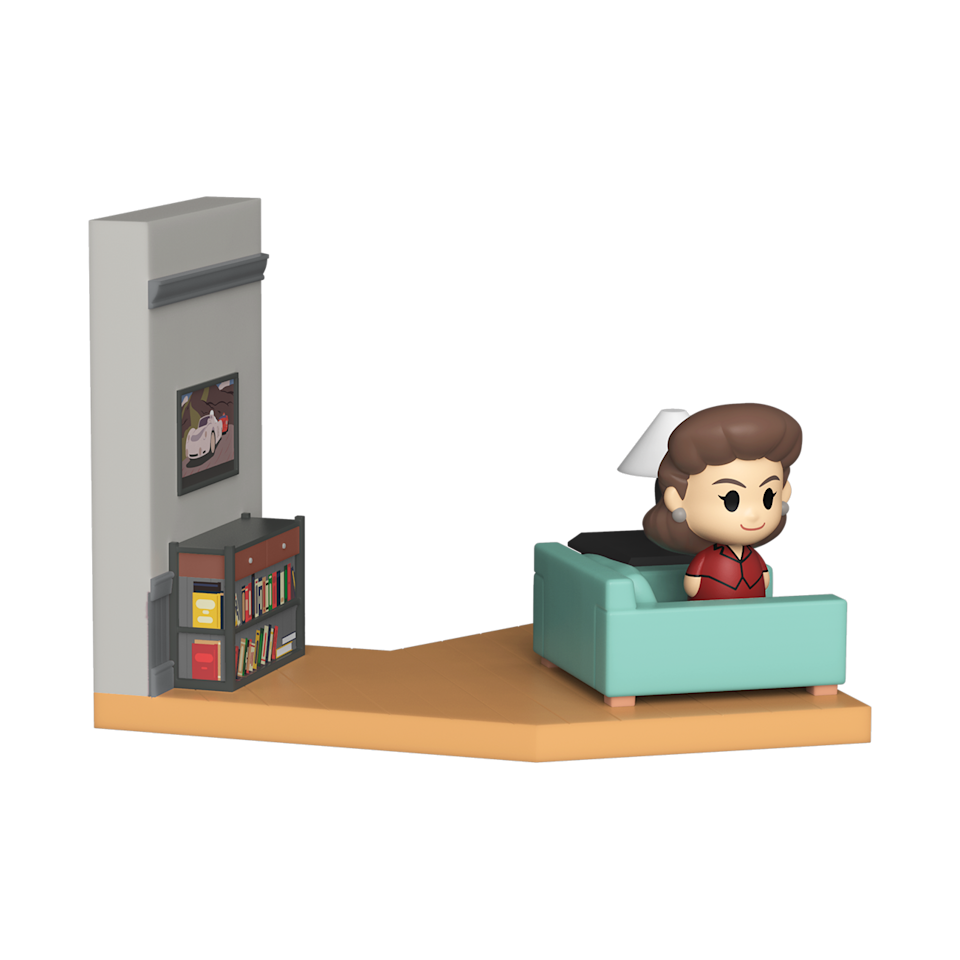 Elaine is featured in a Funko Mini Moment from the company's 'Seinfeld' collection (Photo: Funko)