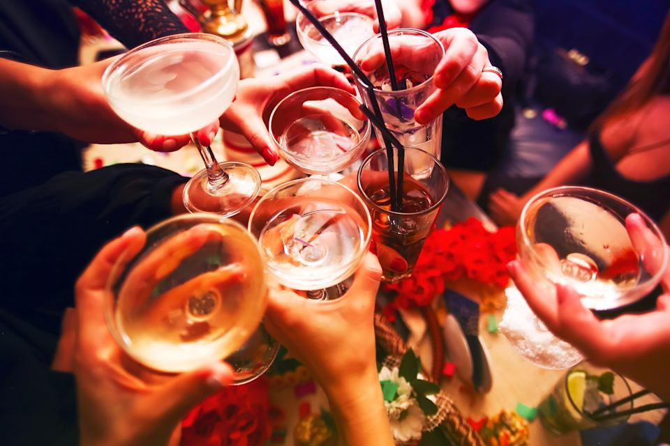 People are being shamed for giving up alcohol [Photo: Getty]