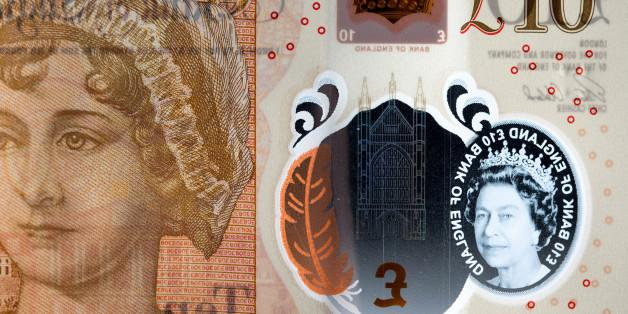 The Tenner In Your Pocket, And Why We Need To See More Women Everywhere