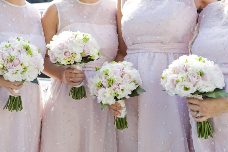 Would you ditch your friend if she gained weight before your wedding? Photo: Getty