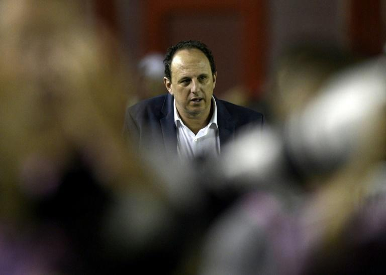 Rogerio Ceni replaced Domenec Torrent as coach of Flamengo last month but this week oversaw the Rio giants' elimination from the Copa Libertadores