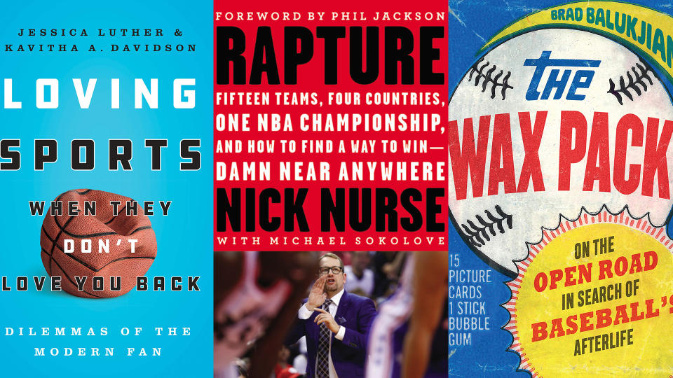Gift Ideas The Best Books For Sports Fans