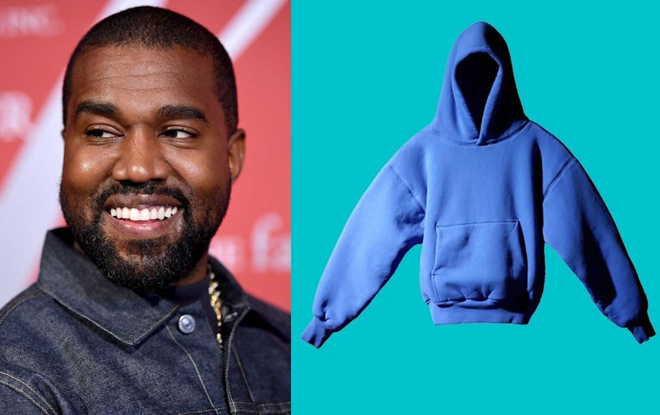 When Kanye West says something is cool, we listen. (Photos: Getty Images/Gap)