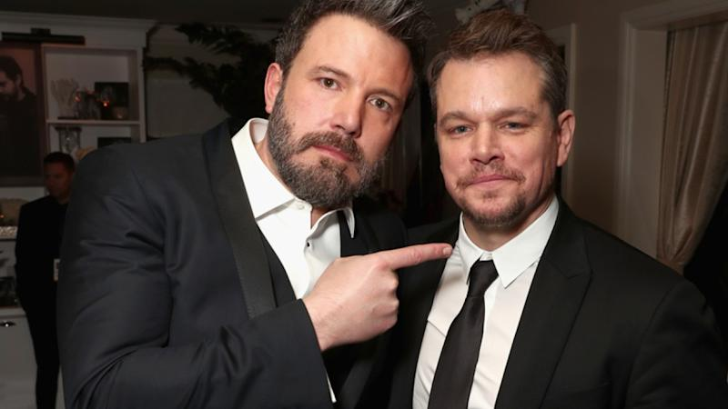 Ben Affleck Tells Chris Hemsworth He Can Have Matt Damon as His Best Friend