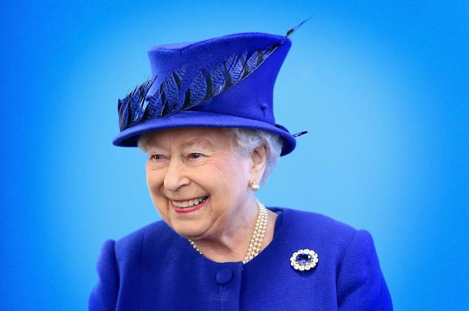 """The Sun tabloid cited an anonymous """"senior source"""" who said that Queen Elizabeth, 89, had """"let rip"""" at the pro-EU politician Nick Clegg during a lunch in 2011 when he was deputy prime minister (AFP Photo/Chris Jackson)"""