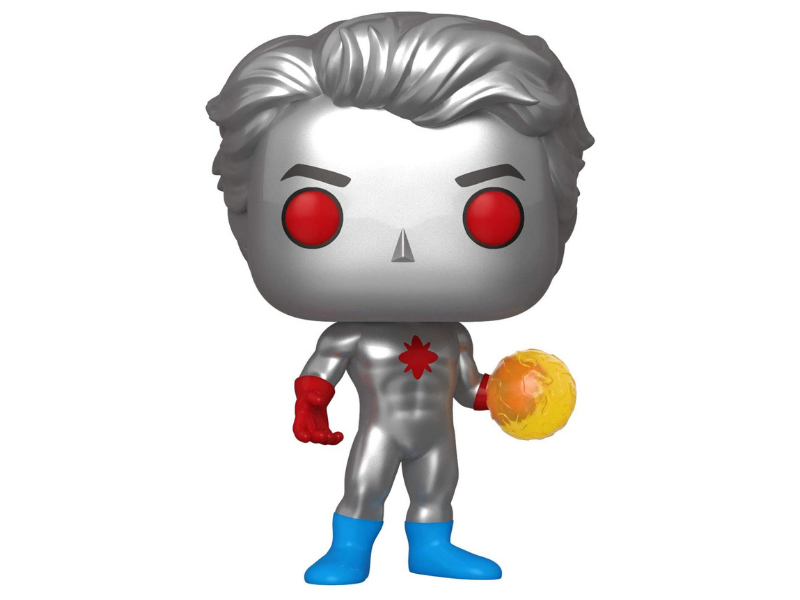Today only: Save 67 percent on Funko Pop! Heroes: DC — Captain Atom, Amazon Exclusive. (Photo: Amazon)