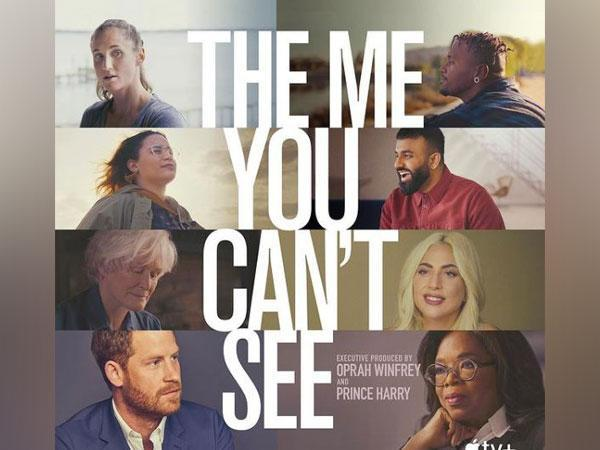 Poster of 'The Me You Can't See' (Image source: Instagram)