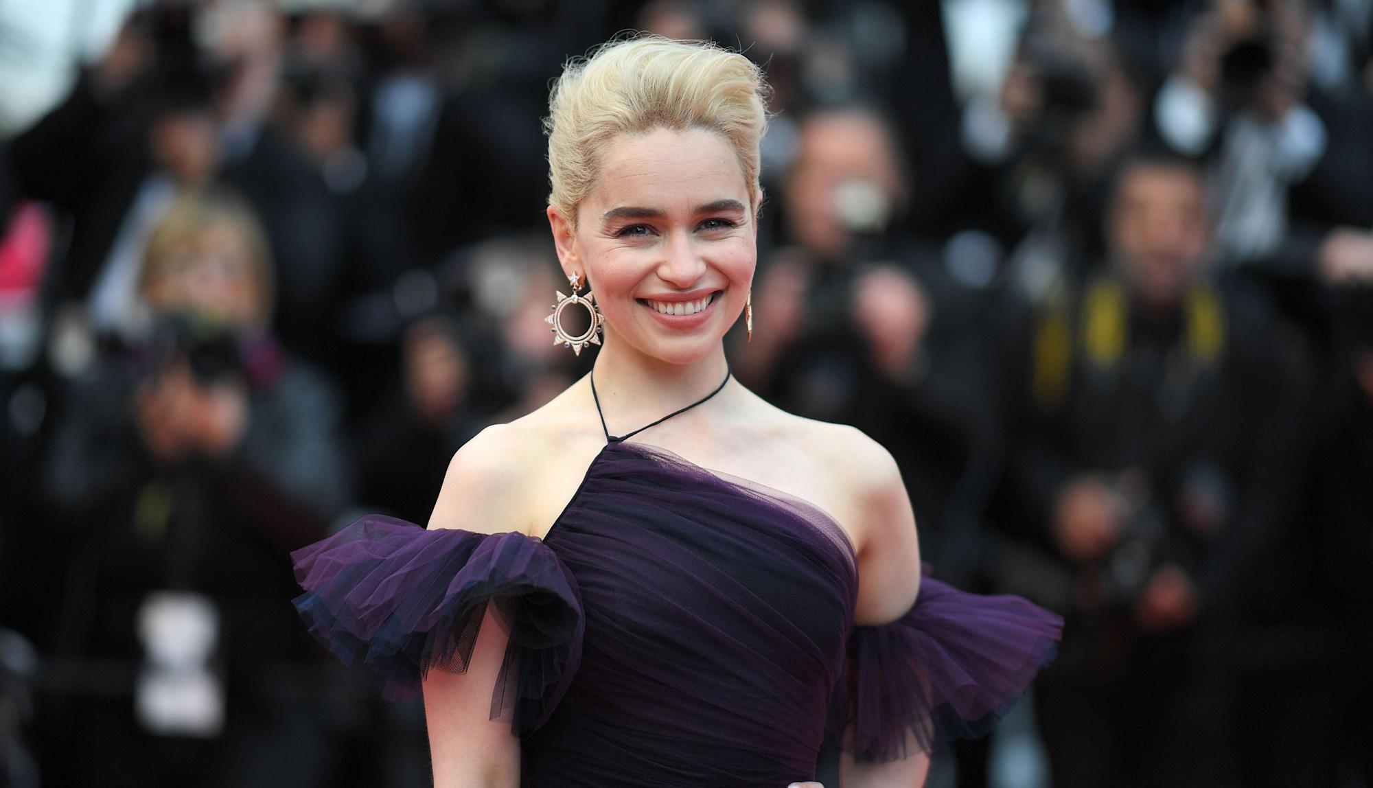 As If the Sex Scenes Werent Awkward Enough, Emilia Clarke