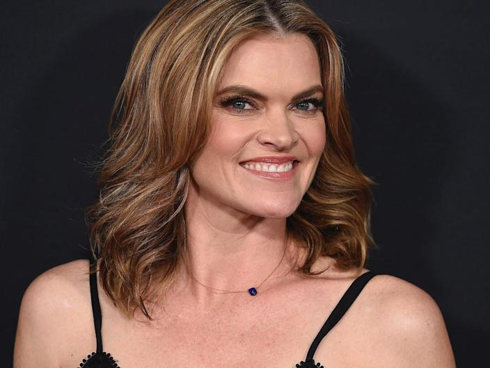 Missi Pyle in March 2020