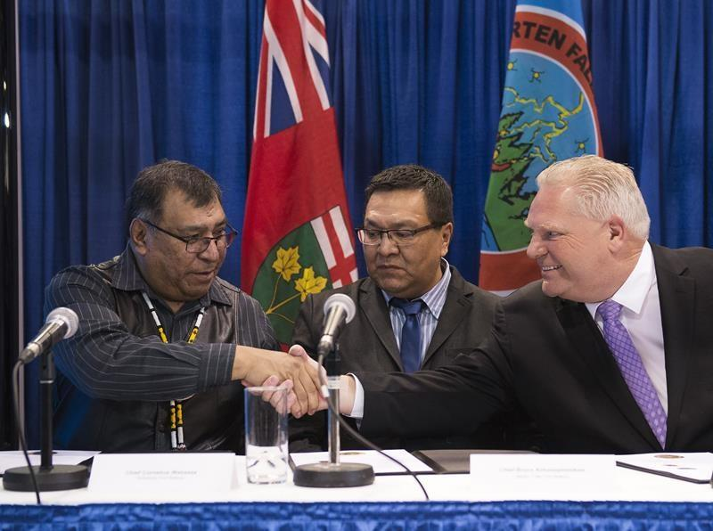 Ontario reports more cases of COVID-19, announces $100M contingency fund