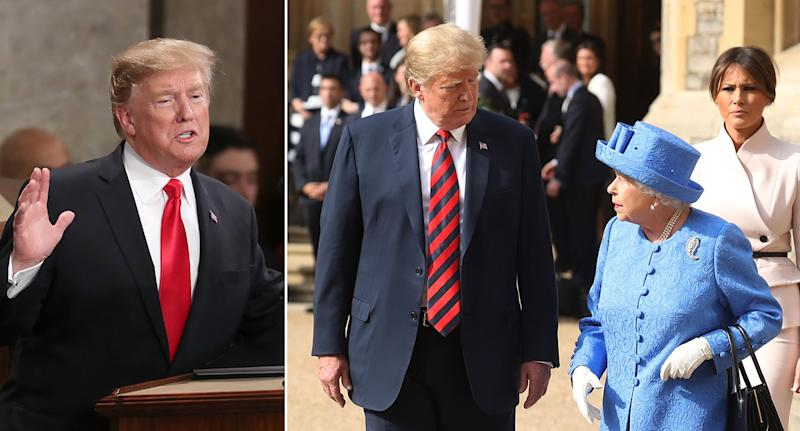 Donald Trump to visit UK in December after confirming second meeting with Kim Jong-un