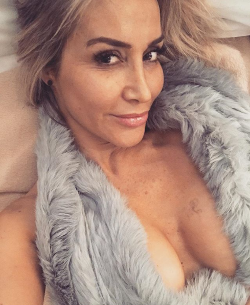 Samantha shocked the world when she came clean about her double life as a mum and escort. Photo: Instagram/samanthaxreal