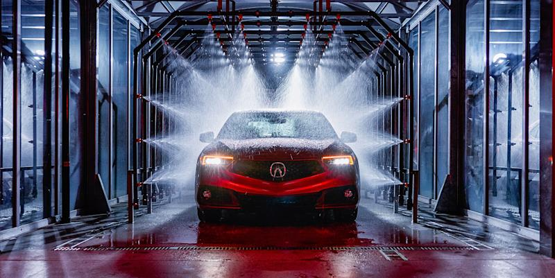 2020 Acura Tlx Pmc Edition Is Hand Built And Covered In Nsx Paint