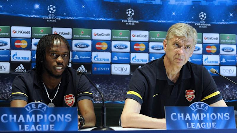 'I cried the day I signed for Arsenal' – Gervinho recalls 'dream move'