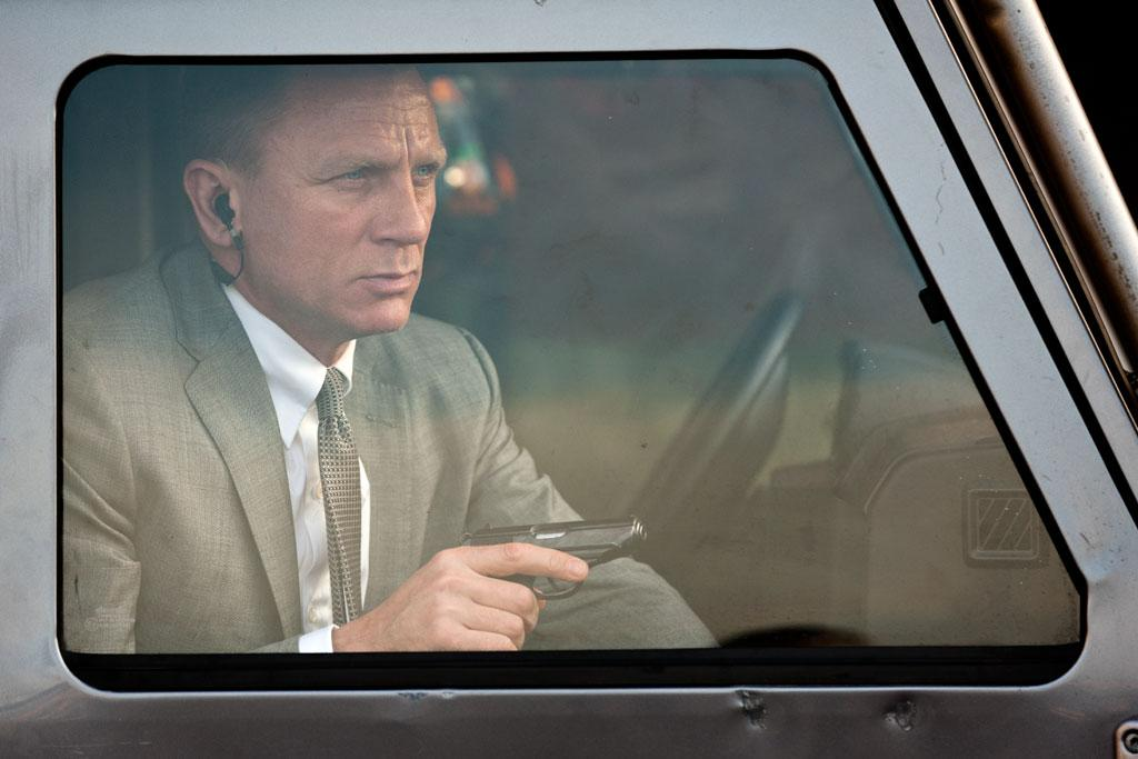 "Daniel Craig in Columbia Pictures' ""Skyfall"" - 2012"