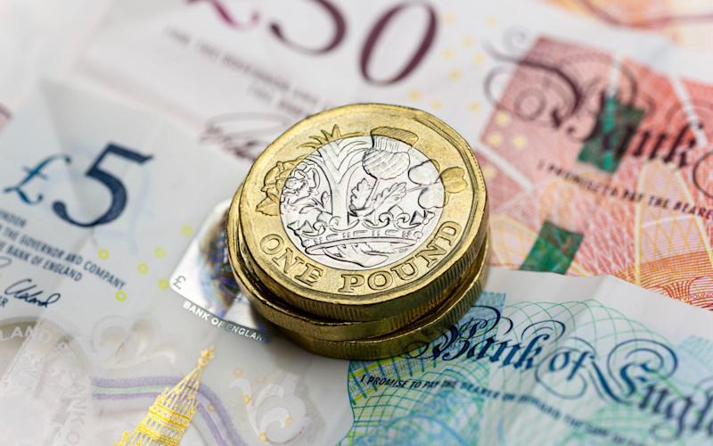 May saw a big rise in cash in circulation, according to new research