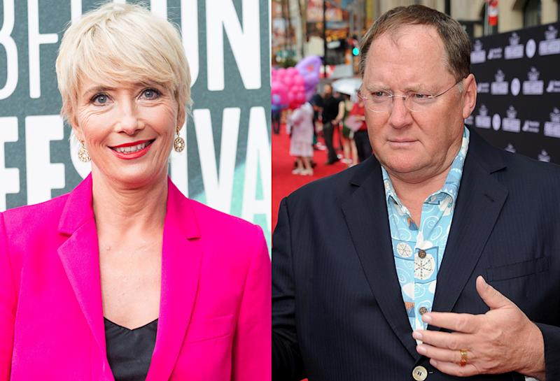 Emma Thompson details her decision not to work with John Lasseter