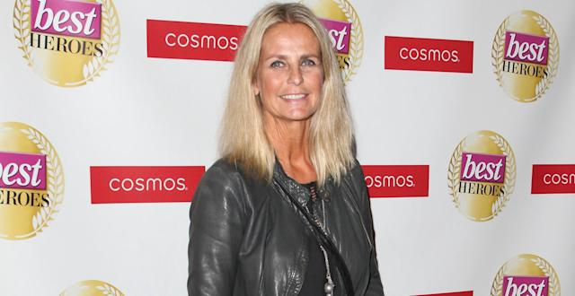 Ulrika Jonsson has said the sun is her drug of choice. (Getty Images)