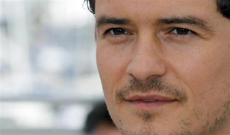 "Cast member Orlando Bloom poses during a photocall for the film ""Zulu"" at the 66th Cannes Film Festival"