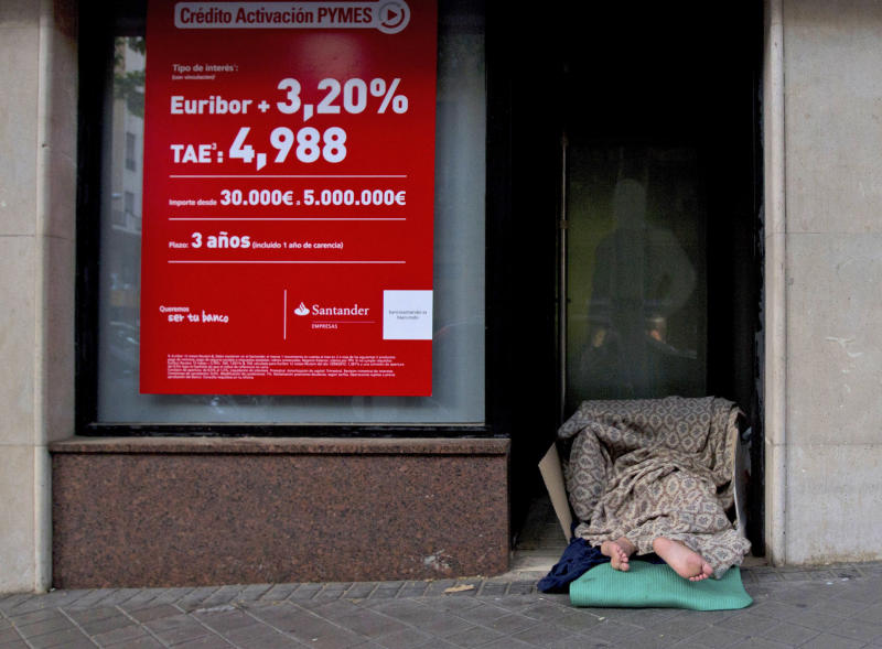 Eurozone jobless rate stuck at record high in July