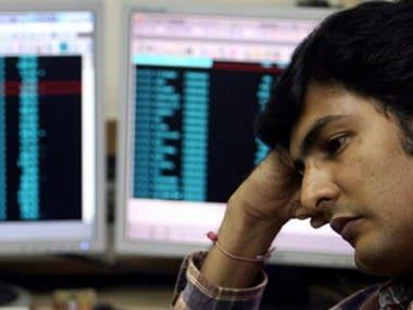 Markets open weak: Sensex slumps over 400 points, Nifty drops below 9,200-mark; bank stocks slide