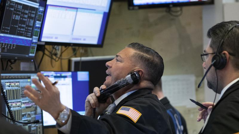 US stocks plunge as traders fear coronavirus will cause deep recession