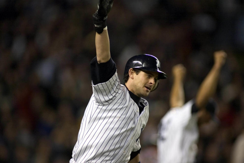Aaron Boone is reportedly the next manager of the New York Yankees. (John Dunn/Sporting News/Icon SMI)