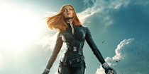 <p>There are a lot of tough guys and gals in the Marvel Cinematic Universe, but Scarlett Johansson's Natalia Romanova is one of the few who kicks serious ass without any actual superpowers. Just give the girl a gun (or don't!) and watch her take down anyone or anything in her path.</p>