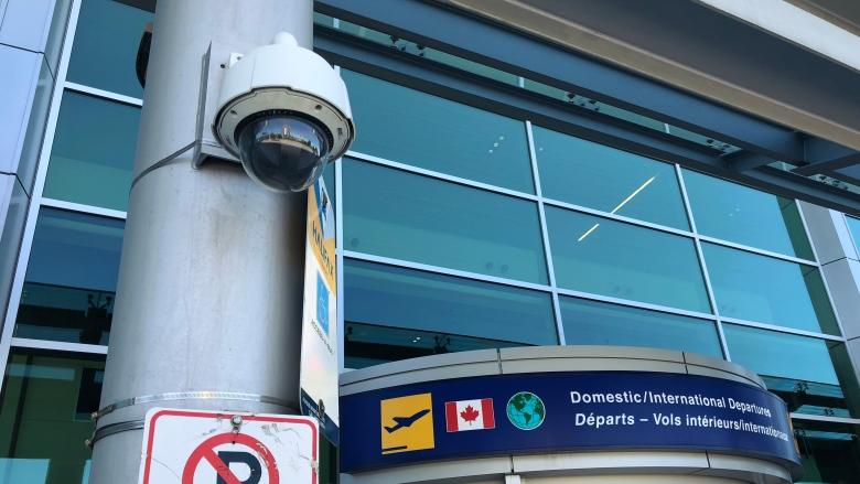 Halifax airport beefs up security by installing concrete posts, adding cameras